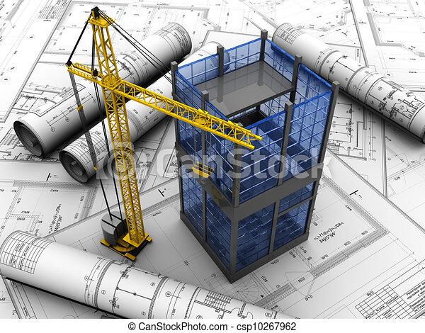 Building - csp10267962