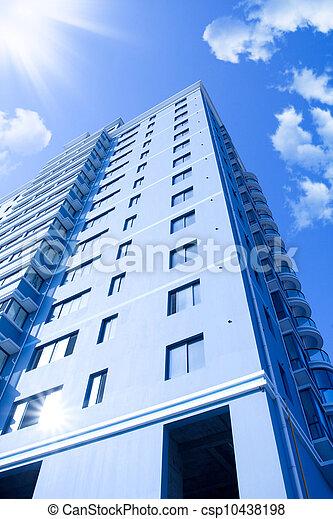Building - csp10438198