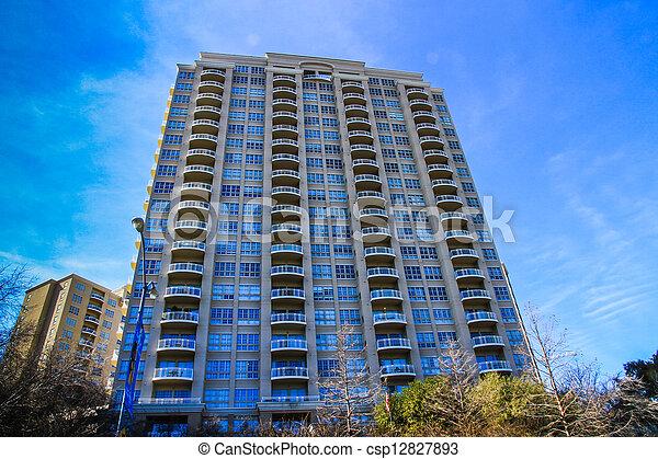 building - csp12827893