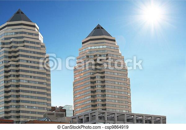 Building - csp9864919