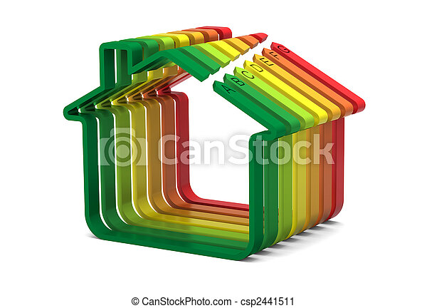 Buildings Energy Performance Scale - csp2441511