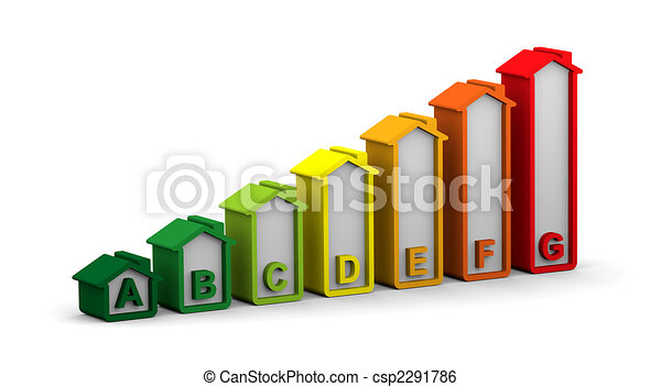 Buildings Energy Performance Scale - csp2291786