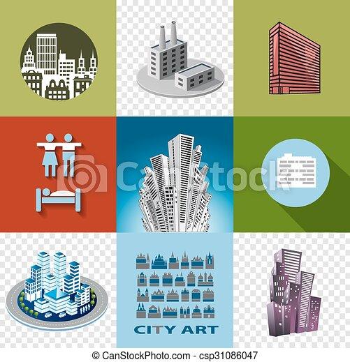 buildings - csp31086047