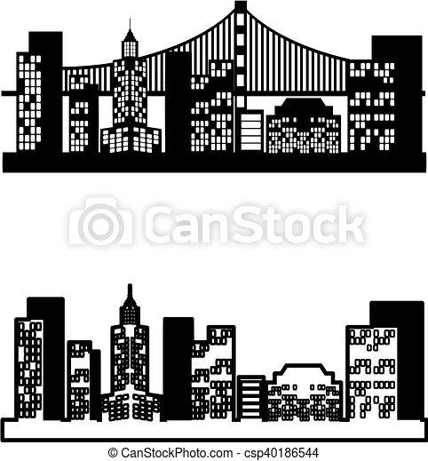 Buildings - csp40186544