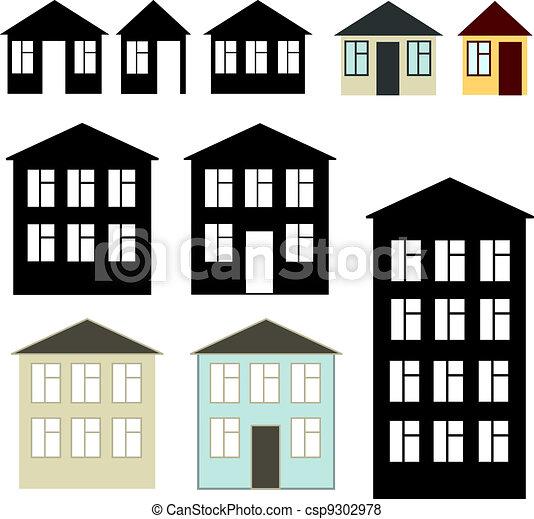 Buildings - csp9302978