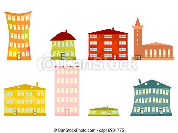 Buildings - csp16981775