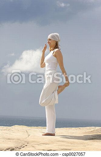 buiten, fitness - csp0027057
