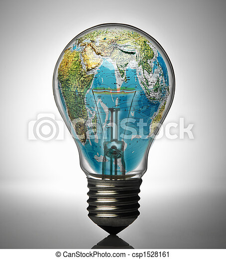 Bulb and overuse global e - csp1528161