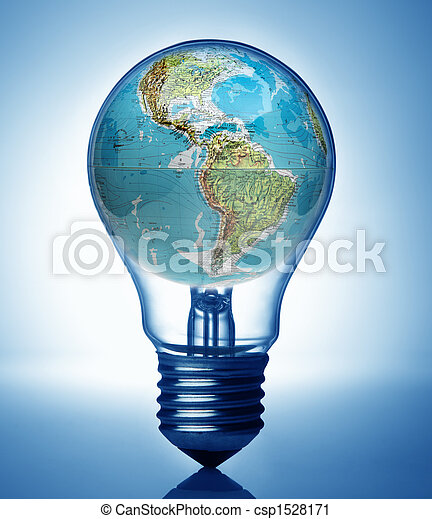 Bulb and overuse global e - csp1528171