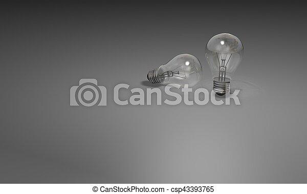 Bulb three-dimensional realistic model studies - csp43393765
