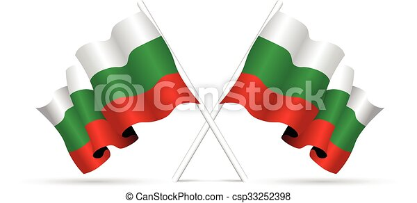 bulgaria flag - csp33252398