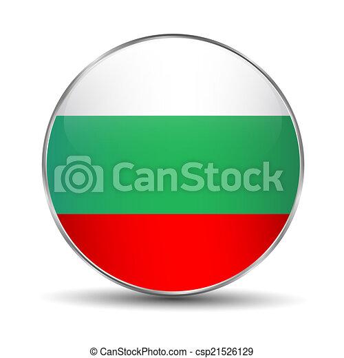 Bulgaria flag - csp21526129