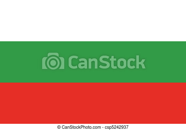 bulgaria flag - csp5242937