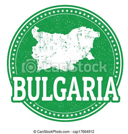 Bulgaria stamp - csp17664912