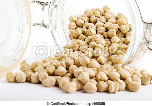 Bulk Chick Peas - csp1468088