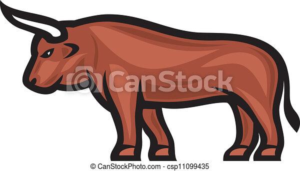 bull - csp11099435