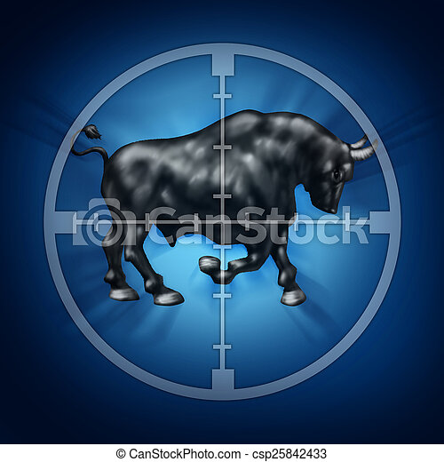 Bull Market Target - csp25842433