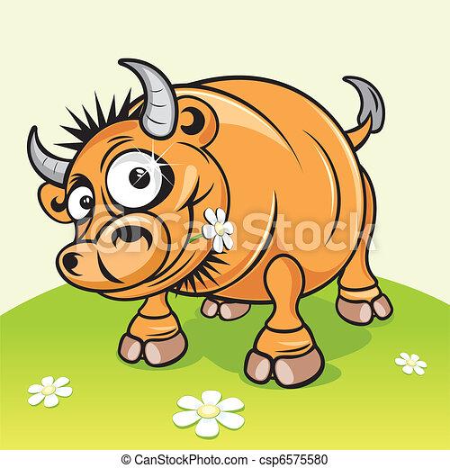 Bull - csp6575580