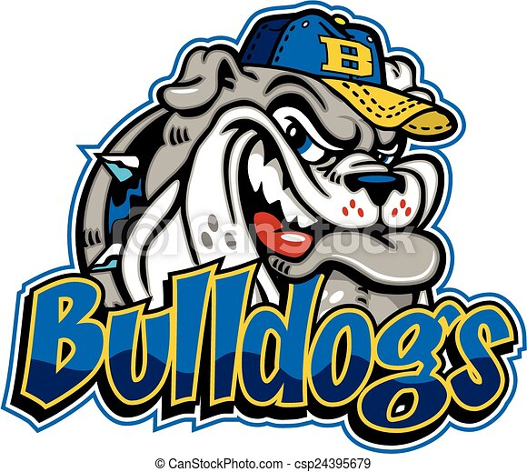 bulldog baseball mascot wearing a ball cap vectors baseball player clipart yankees basketball player clipart free