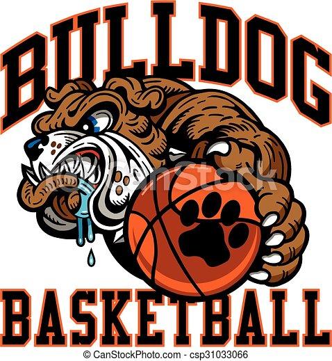 Bulldog basketb...