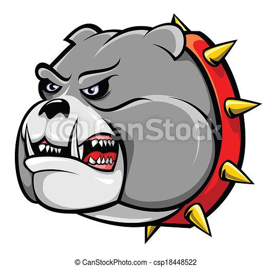 Bulldog - csp18448522