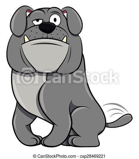 Bulldog - csp28469221