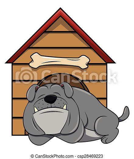 Bulldog - csp28469223