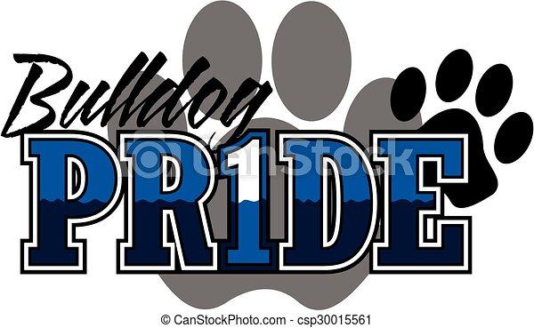 bulldog pride - csp30015561