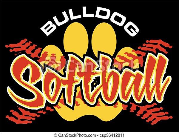bulldog softball - csp36412011