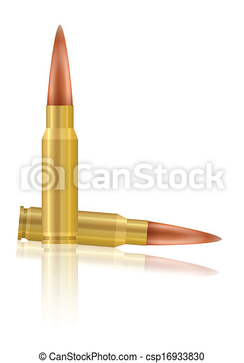 bullets  - csp16933830