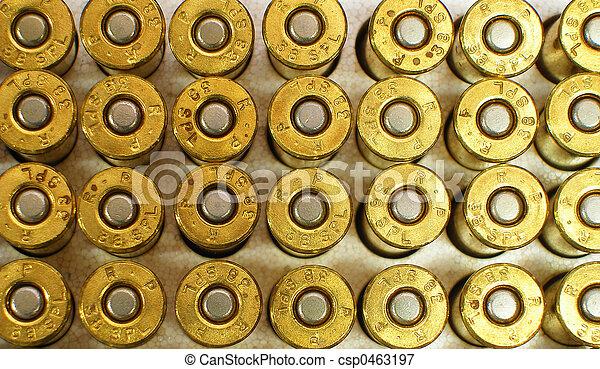 Bullets - csp0463197