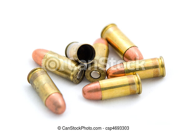 Bullets - csp4693303