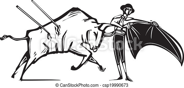 Bullfight - csp19990673