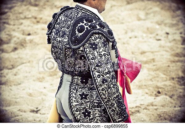 bullfighters, 服裝 - csp6899855