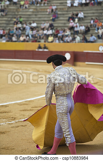Bullfighting. - csp10883984