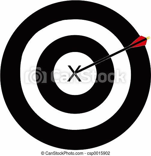 Bulls Eye - csp0015902