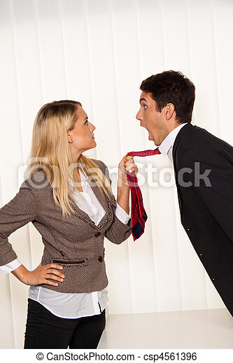 Bullying in the workplace. Aggression and conflict. - csp4561396