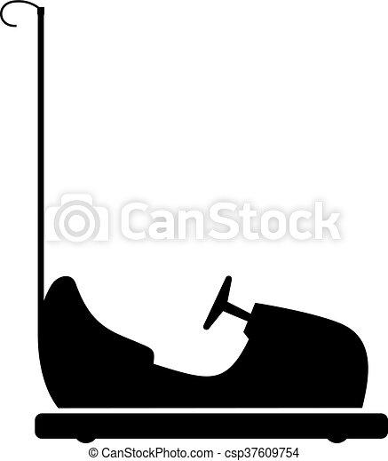 Bumper car - csp37609754