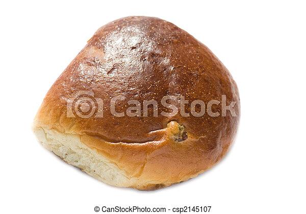 bun with sultana - csp2145107