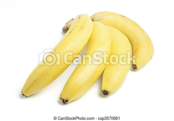 Bunch of Bananas - csp3570661