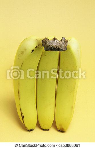 Bunch of Bananas - csp3888061