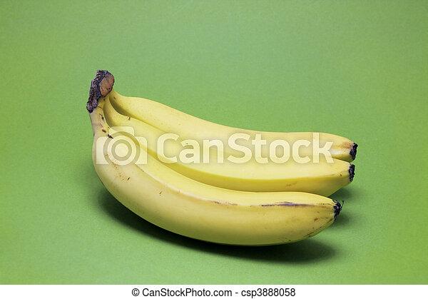 Bunch of Bananas - csp3888058