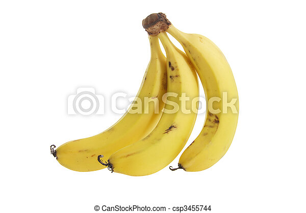 Bunch of Bananas - csp3455744