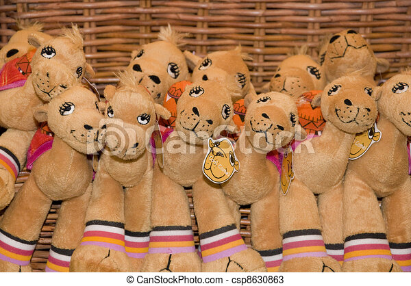 Bunch of Cool Camel Toy - csp8630863