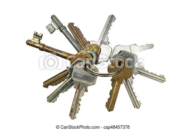 Bunch of Keys - csp48457378