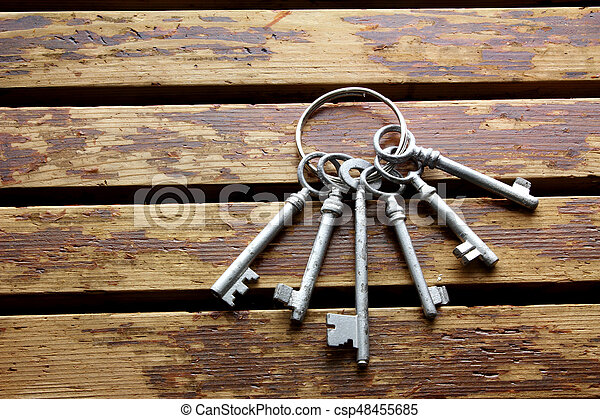 Bunch of Keys - csp48455685