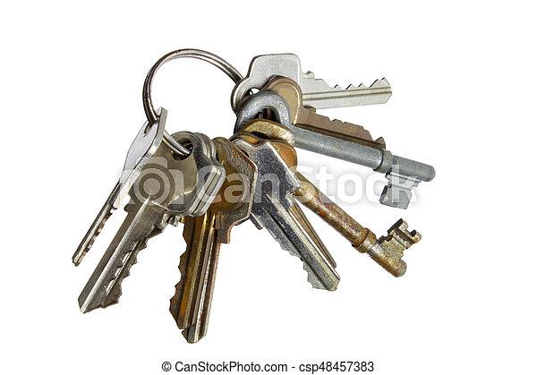 Bunch of Keys - csp48457383