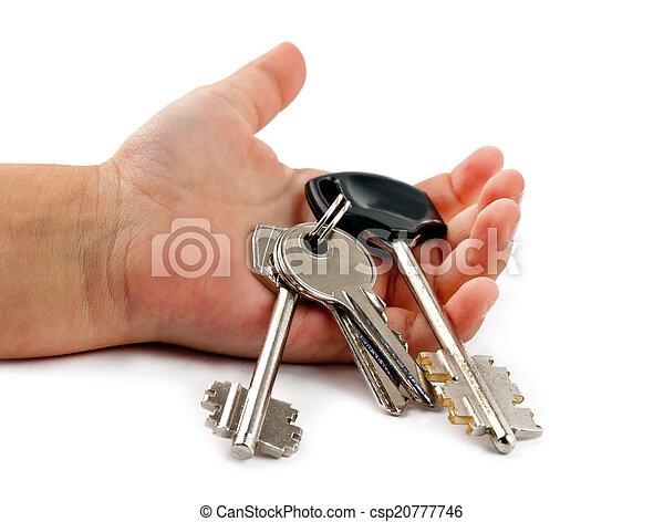 bunch of keys - csp20777746
