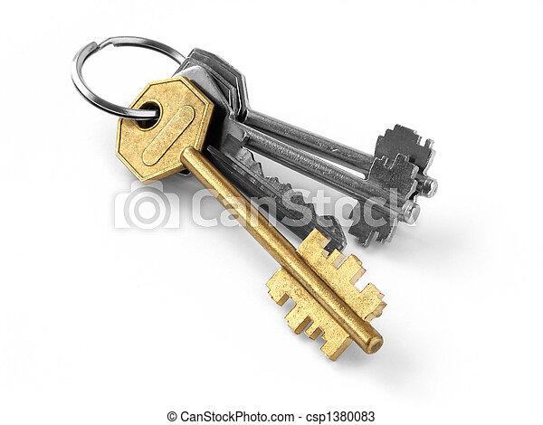 bunch of keys - csp1380083