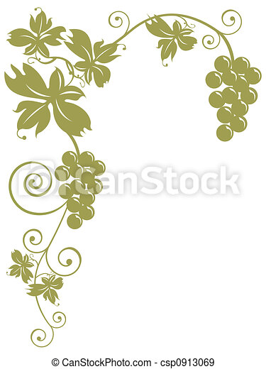 Bunches Of Grapes - csp0913069